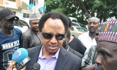 'We revolt because we cannot breathe', Sani says as he confirms APC membership