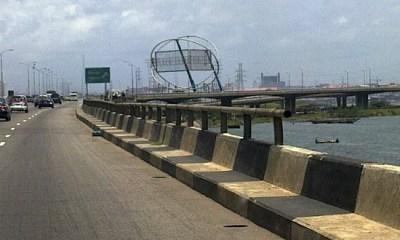 Nigerian govt postpones closure of Third Mainland Bridge