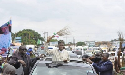 DEFECTIONS: 'God has removed stones from our rice and sand from our garri'—Lai