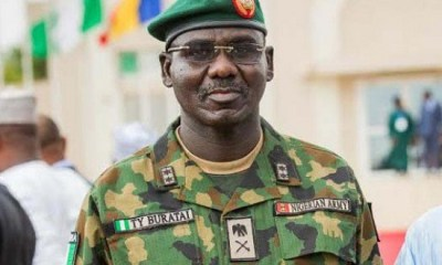 INSECURITY: Army employs drones to fish out Kidnappers in Ondo, Ekiti states