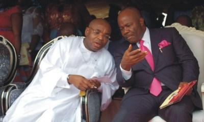 UDOM vs AKPABIO: Godfather takes sides