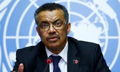 DRC: WHO records 78 cases, 44 deaths in fresh Ebola outbreak