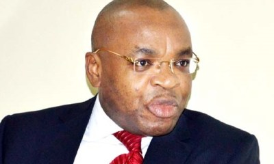 Gov Emmanuel storms Assembly, sacks APC lawmakers from sitting