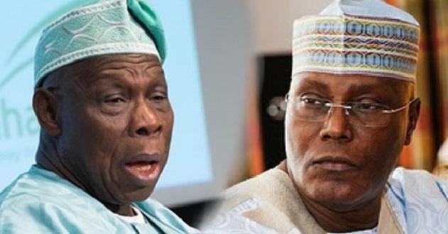 Again, Atiku resurrects feud with Obasanjo