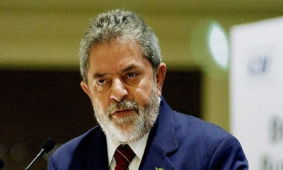 BRAZIL: Jailed ex-President Lula bows out of presidential race