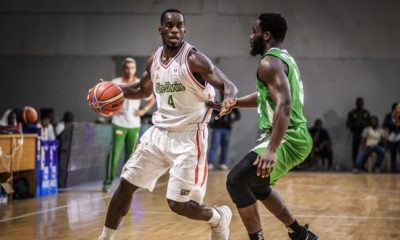D'Tigers vs Cote d'Ivoire