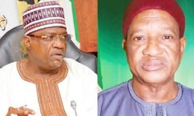 YOBE EAST: Serving Senator Ibrahim steps down for outgoing Governor Gaidam