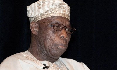 International coalition writes UN to end all relations with 'immoral' Obasanjo