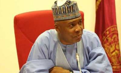 Nigerians are yearning for change, a return to PDP— Saraki
