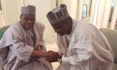 2019: 'You have my blessings', Babangida tells Tambuwal