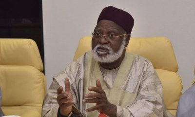 2019: Abdulsalami, Kukah, Okoh storm INEC