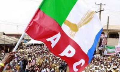 Buhari is the best man to restructure Nigeria— APC