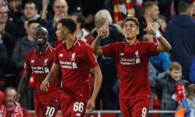 Firmino Liverpool