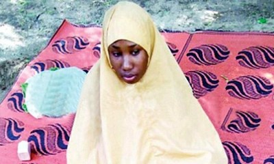 Report I sued FG not true – Leah Sharibu's Mother