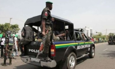 Man in court for assualting police officer