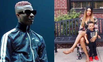 Wizkid's baby mama accuses him of abandoning daddy duties