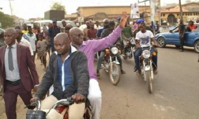 Don't weep, I'll always be with you— Fayose departs in emotional farewell