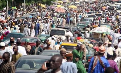 Latest UN report puts Nigeria's population at 195.9m