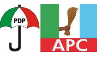 2019: See list of APC, PDP candidates