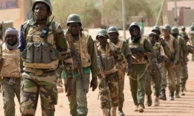 Malian soldiers killed in landmine explosion