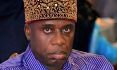 Amaechi renews bid to sack Gov Wike