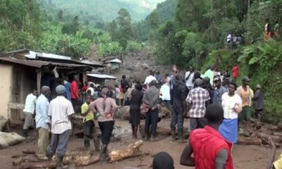 Relocations begin as death toll from deadly landslides in Uganda reach 43