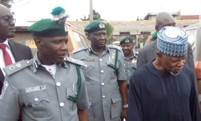 Customs seize vehicles, goods worth N2.8bn at Seme Border in 3 months