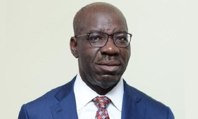 POWER FAILURE: Gov Obaseki sends BEDC boss out of his office