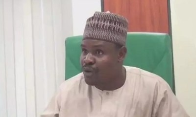 'I'm a hunter', I can finish those B'Haram 'idiots' in Sambisa, Hon Kazaure boasts (Video)