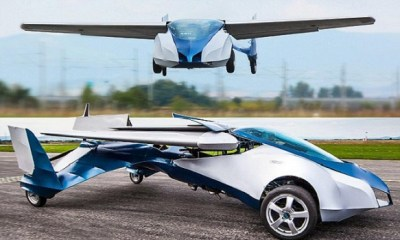 Japan plans to build prototype of flying cars next year