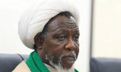 N3.5m El-Zakzaky feeding bill, grand deception to cover 'evils' of Buhari govt —Shi'ites
