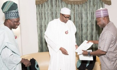In a move likely to further unsettle APC in Ogun, Buhari accepts adoption by Amosun-backed APM