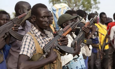 SOUTH SUDAN: UN raises the alarm after 125 women raped during 10-day spree of violence