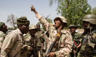 Naval officer killed as troops repel Boko Haram attack on Baga military headquarters