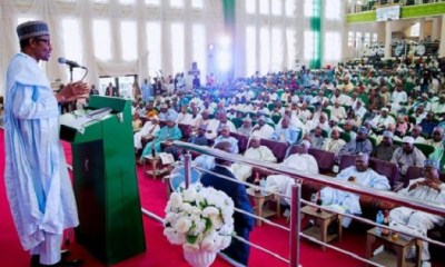 2019: Buhari to inaugurate APC presidential campaign council Monday