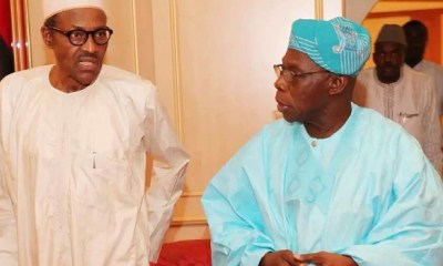 BMO bombs OBJ, says his criticism of Buhari mere ego tripping
