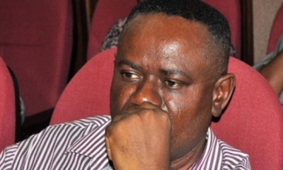 Ex-Airforce Chief, Tony Omenyi, jailed 7 years for fraud