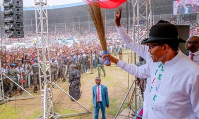 14 dead, eight injured as Buhari holds rally in Port Harcourt