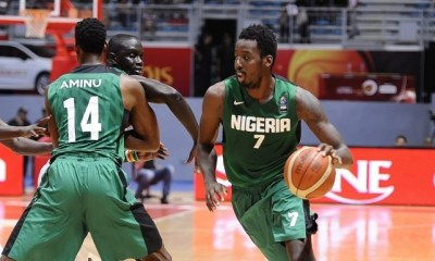 Aminu and Alade-Alfarouq D'Tigers