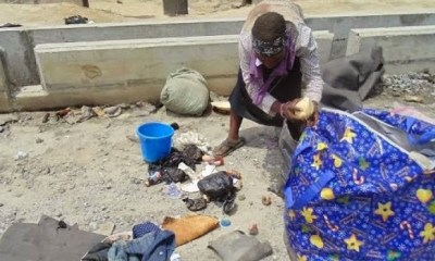 'Mad woman' burnt for kidnapping students in Nasarawa