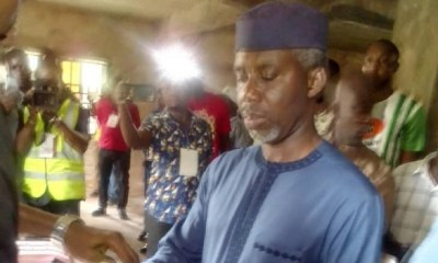 IMO: Nwosu, AA gov candidate votes, optimistic he'll succeed his father-in-law
