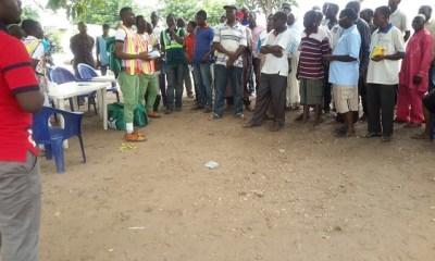 Polling unit