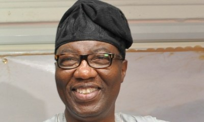 OGUN: Gbenga Daniel of PDP backs APC's Abiodun for being 'son of the soil'