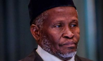 No human being can influence Supreme Court judgments, acting CJN boasts