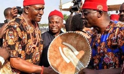 ELECTION VIOLENCE: Sanwo-Olu, MC Oluomo meet Igbo traders
