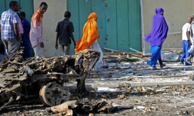 Amnesty says there's evidence civilians were killed or wounded in Somalia by US air strikes