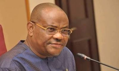 RIVERS: APC denies giving Wike conditions for peace