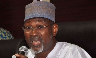 Jega presents 8th National Assembly performance report