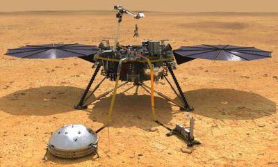 NASA detects likely quake on Mars