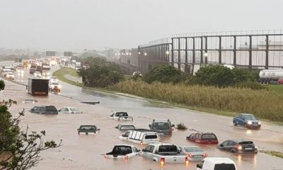 Death toll rises to 60 after flood hits South Africa